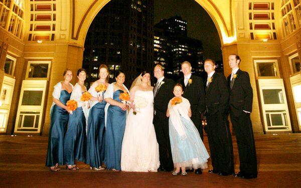 P+K | Boston Harbor Hotel Wedding of Kara & Matt