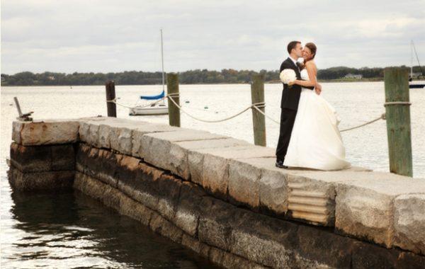 P+K | Newport Wedding Photographers | Fort Adams