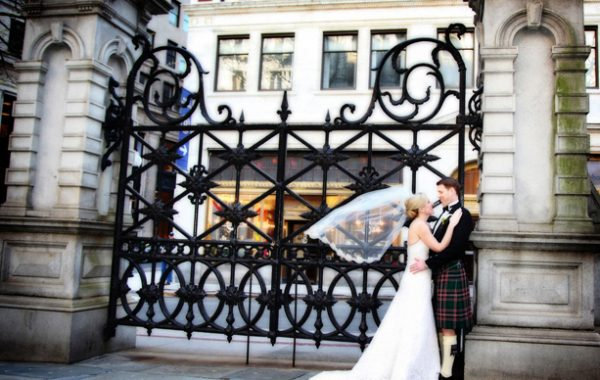 Irish and Scottish Wedding Inspiration & Ideas | Omni Parker House Boston
