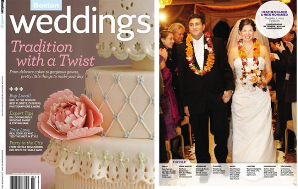 Boston Wedding Photographers | Person + Killian Photography | Featured In Boston Weddings Magazine | Fall/Winter 2010 Issue