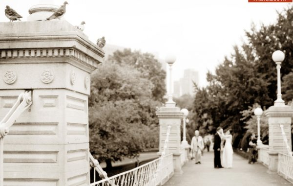 Destination Boston | A Public Garden Destination Wedding for Tereza + Peter
