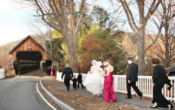 Destination Wedding Photography | Karen + Doug in Woodstock, Vermont