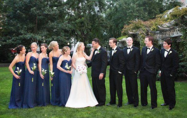 The Langham Hotel | Boston Wedding of Elizabeth + Terry