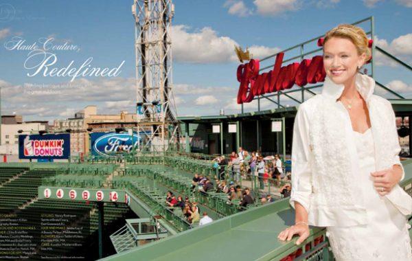 Fenway Fashion | Editorial | Southern New England Weddings