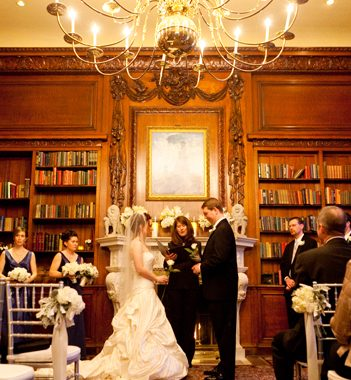 Winter Wedding At The Hampshire House Boston Beacon Hill