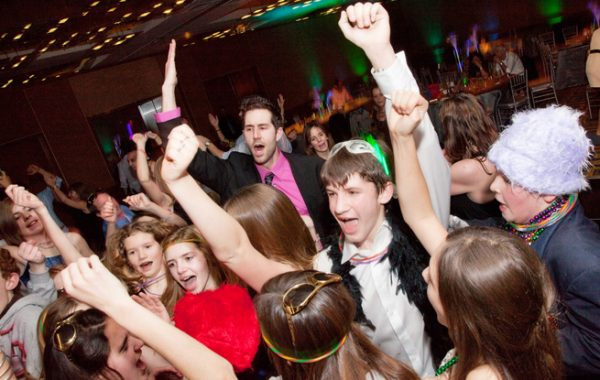 The Charles Hotel - Bar Mitzvah Photography