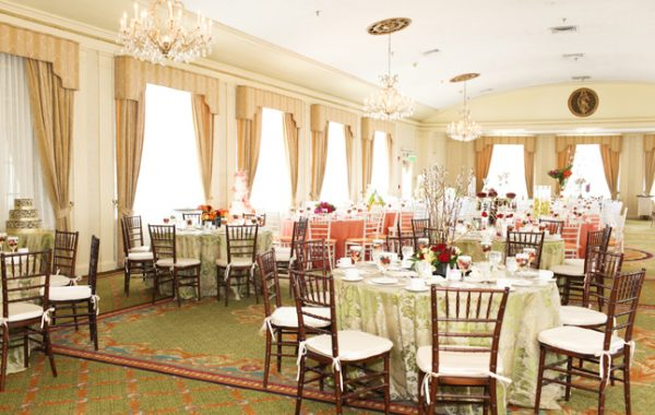 10th Anniversary Brides of Distinction Bridal Brunch and Fashion Show | Omni Parker House Boston