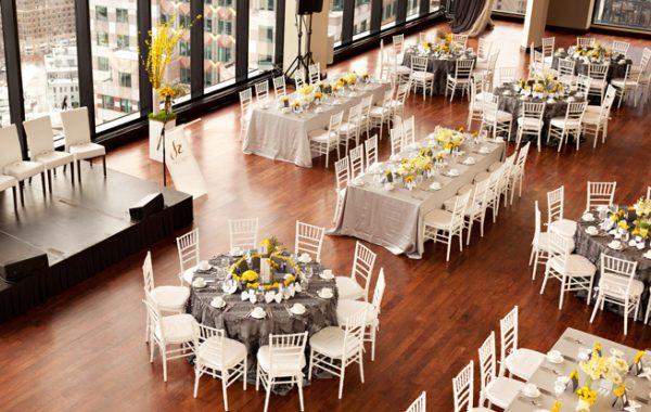 State Room Boston | High-End Bride - Breakfast Workshop