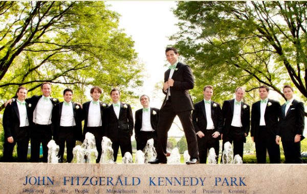 The Charles Hotel Wedding of Thayer and Philip with Rafanelli Events