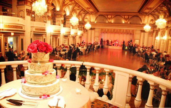 Fairmont Copley Plaza Wedding | Andrea & John