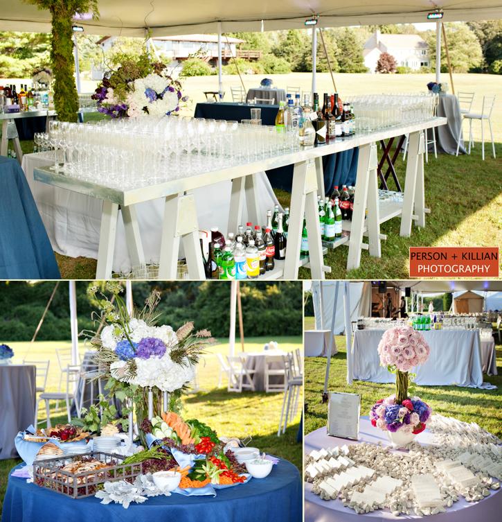 Rhode Island Wedding Photography By Person + Killian