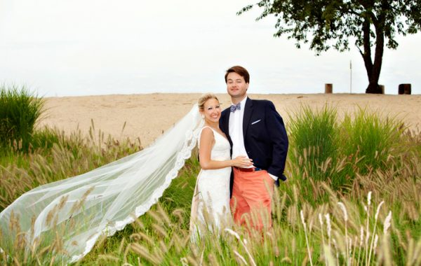 Destination Beach Wedding of Rachel + Sean