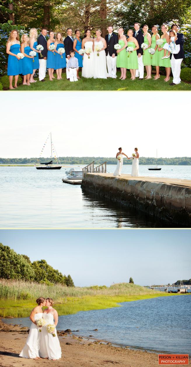 Private Estate Wedding Marion MA