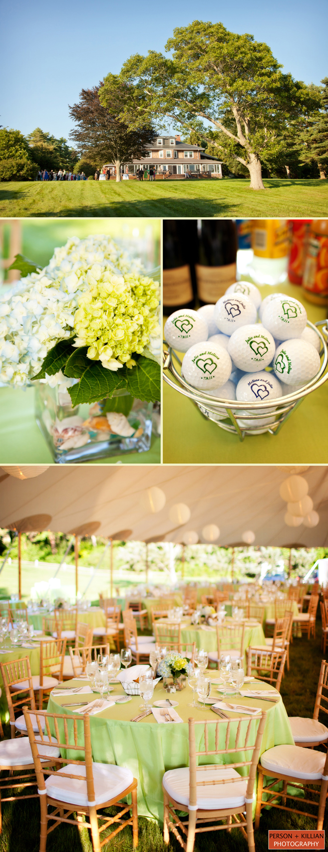 Tented Wedding Decor Rentals