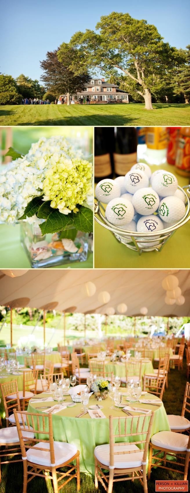 Tented Wedding Decor Rentals