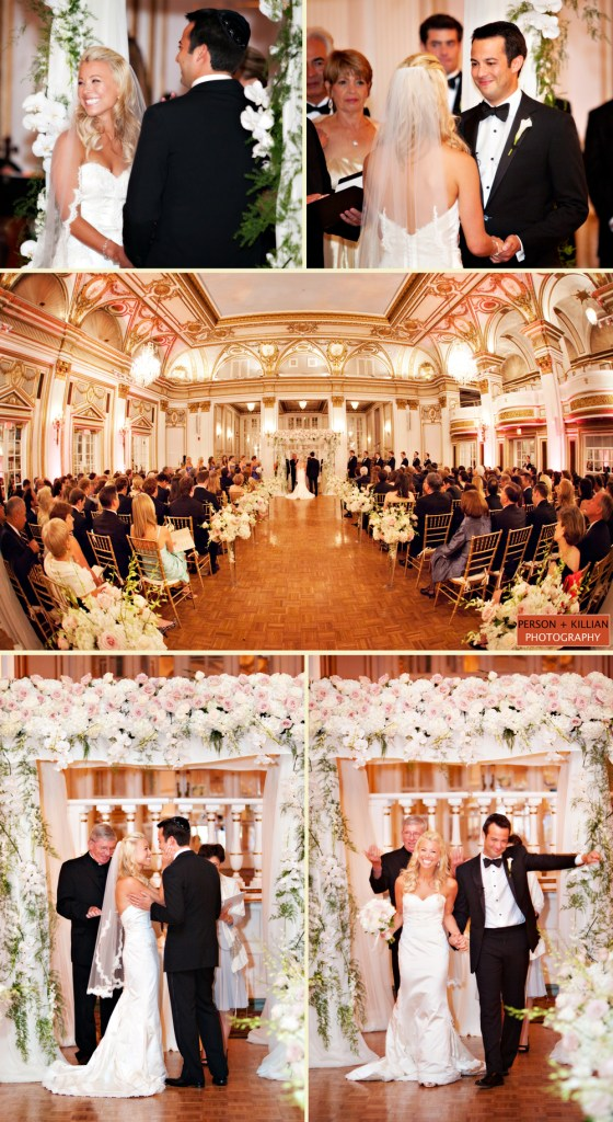Fairmont Copley Plaza Wedding Amy Kimball Events 008