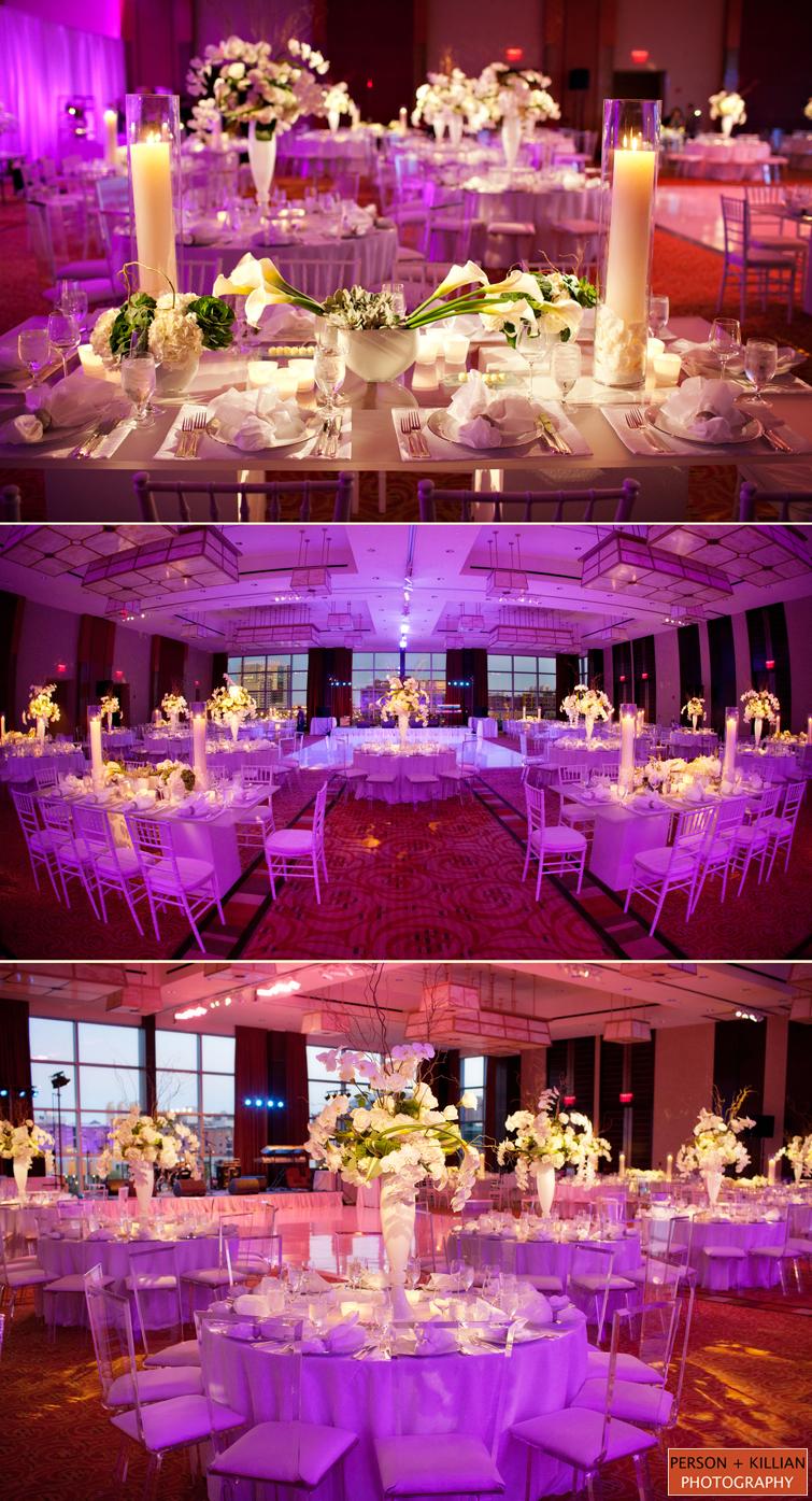 intercontinental hotel boston wedding by person killian. Black Bedroom Furniture Sets. Home Design Ideas