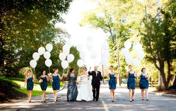 Hyatt Harborside Hotel Wedding | Fall Inspiration