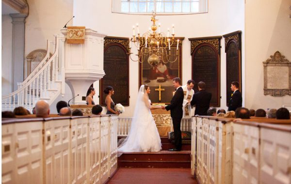 Destination Wedding Boston Ma | State Room | Harborside Room