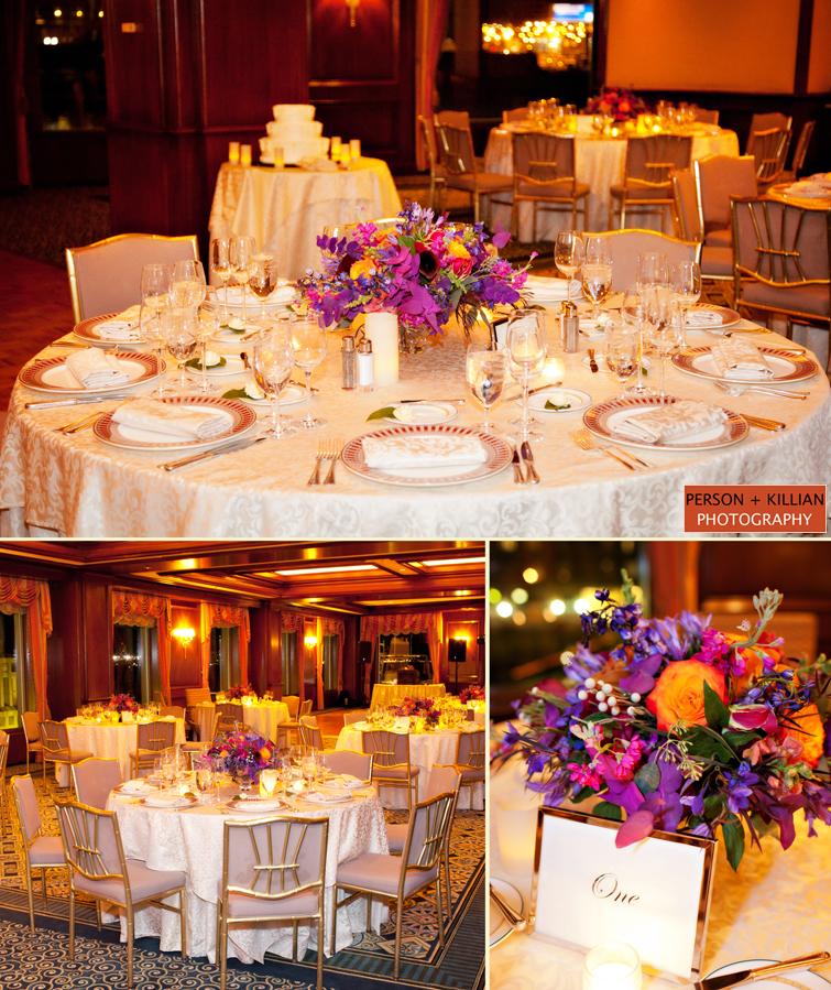 Boston Harbor Hotel Winter Wedding