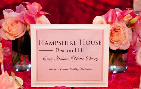 Boston Event Photography - Hampshire House Engagement Celebration
