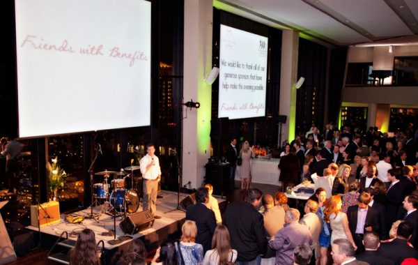 Longwood Events Launches Longwood Giving at State Room Boston with VIP Charity Event