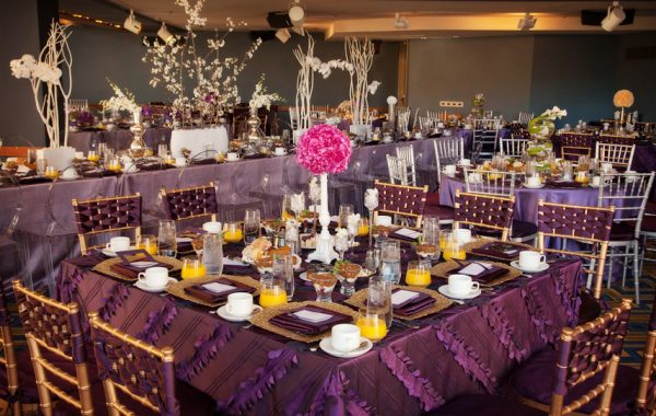 High-End Bride Wedding Event at The Charles Hotel