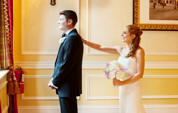 Fairmont Copley Plaza Boston Wedding Photographs