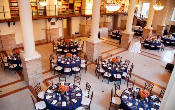 The Summer Wedding of Tamara and Jacob at The Boston Public Library