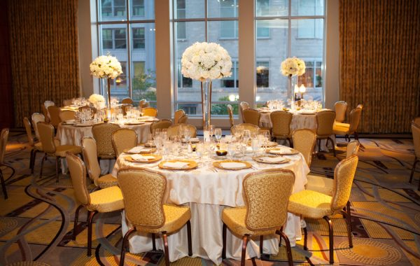 Mandarin Oriental Boston Wedding of Alyx + Drew