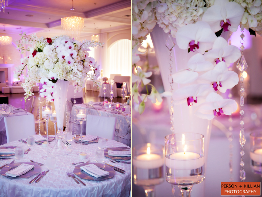 Miami Chic Wedding Decor Pk