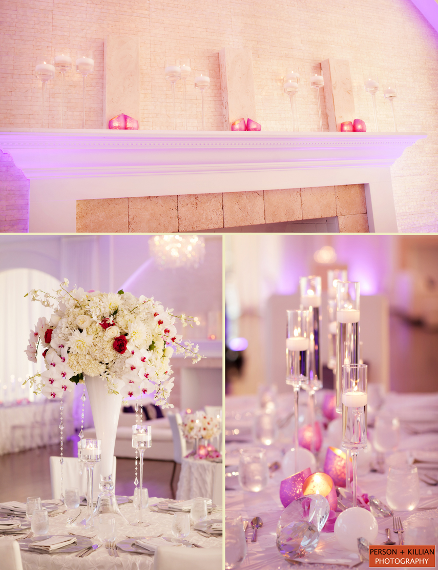 Pink and White color scheme | P+K