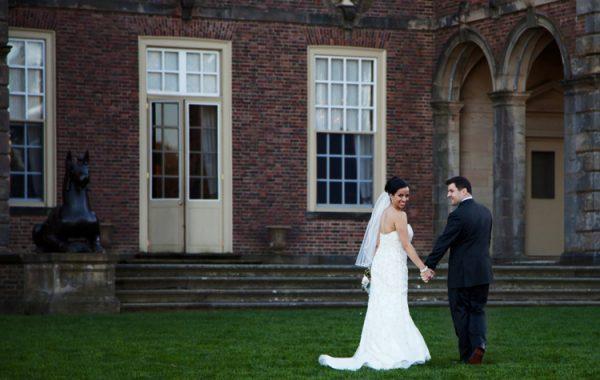 An Autumn Wedding at the Crane Estate, Ipswich | Wisam + Jack