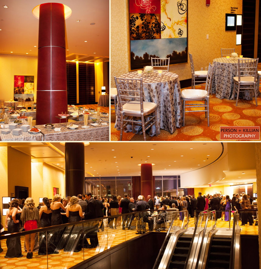 new year 39 s intercontinental hotel boston wedding person. Black Bedroom Furniture Sets. Home Design Ideas