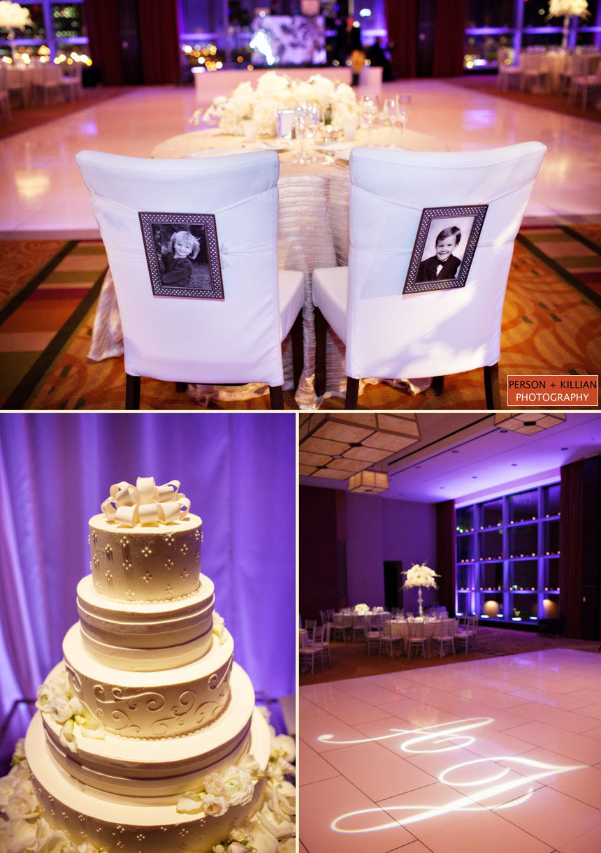 new year u0026 39 s intercontinental hotel boston wedding