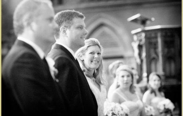 A Wedding at the Harvard Club of Boston | Elizabeth + Ben