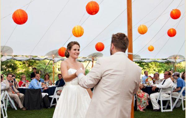 A Moraine Farm Wedding in Beverly MA | Summer weddings in New England