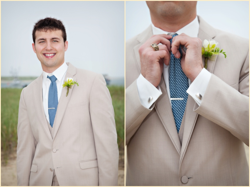 Elegant Beach Wedding at the Chatham Bars Inn | Person + Killian