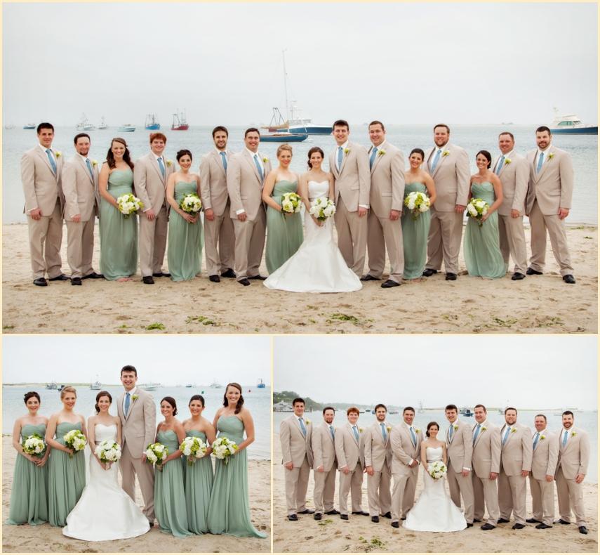 Elegant Beach Wedding At The Chatham Bars Inn Person