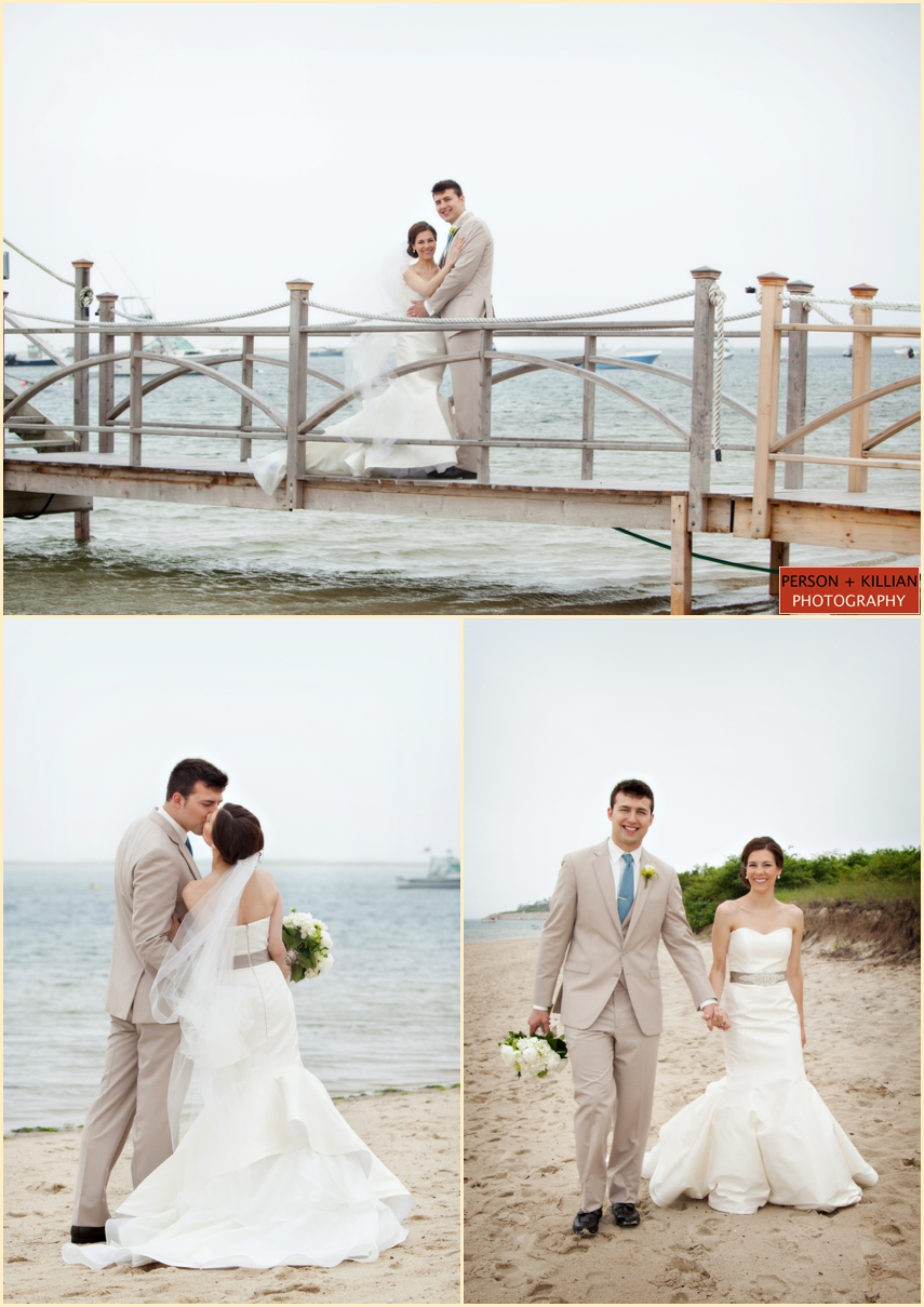 Beach Wedding At The Chatham Bars Inn