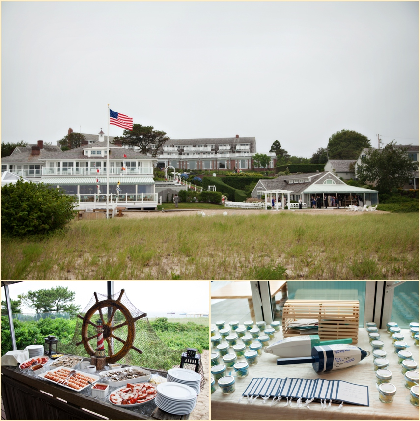Elegant Beach Wedding At The Chatham Bars Inn