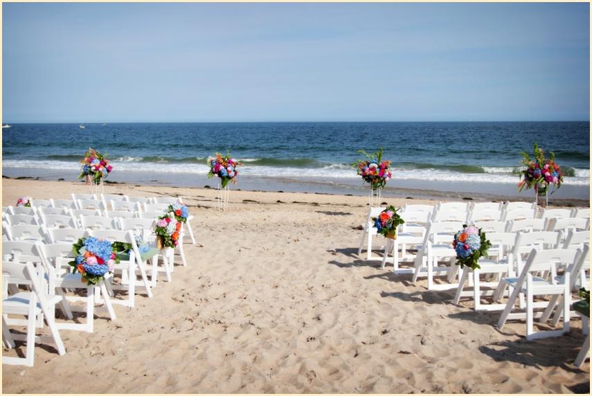 Seaside Wedding In Watch Hill Rhode