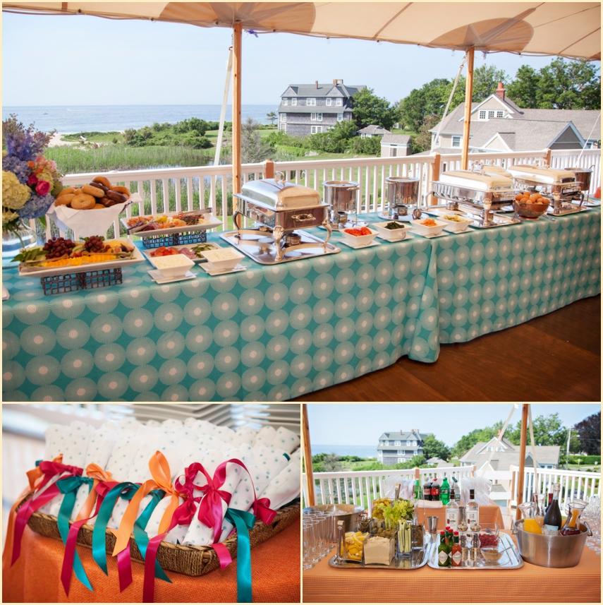Seaside Wedding In Watch Hill Rhode Island With The