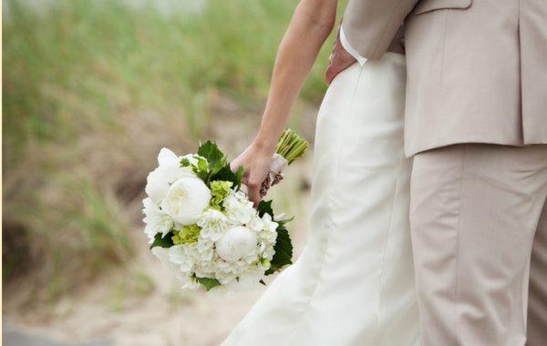 Elegant Beach Wedding at the Chatham Bars Inn | Christina + Tony