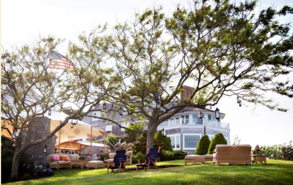 Seaside Wedding in Watch Hill Rhode Island of Megan + Greg with The Catered Affair