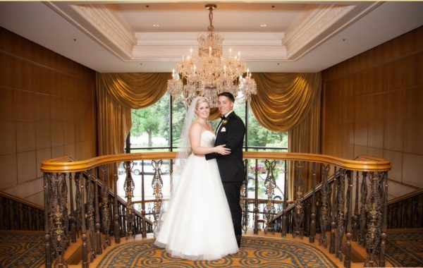 A Beautifully Classic Four Seasons Boston Wedding