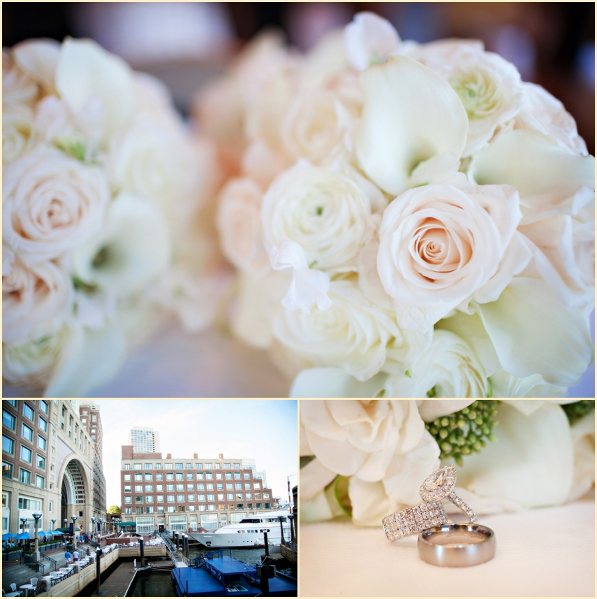 Boston Harbor Hotel Summer Wedding of Kate and Joe  by Person + Killian Photography 15