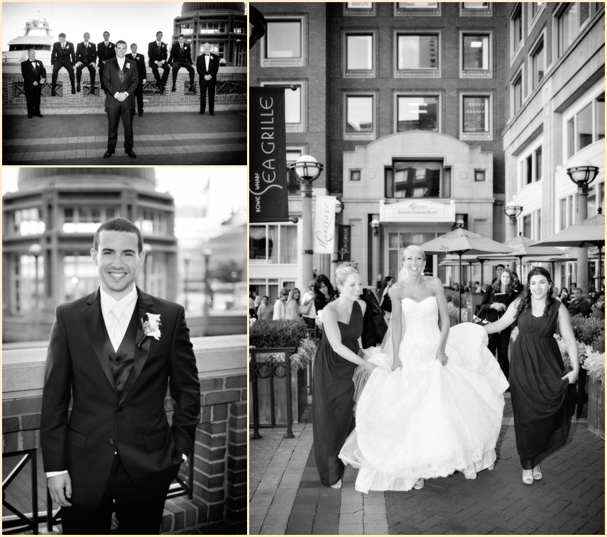 Boston Harbor Hotel Summer Wedding of Kate and Joe  by Person + Killian Photography16