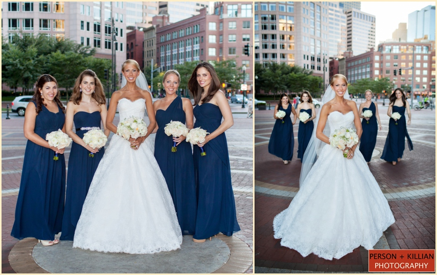 Boston Harbor Hotel Summer Wedding of Kate and Joe  by Person + Killian Photography 18