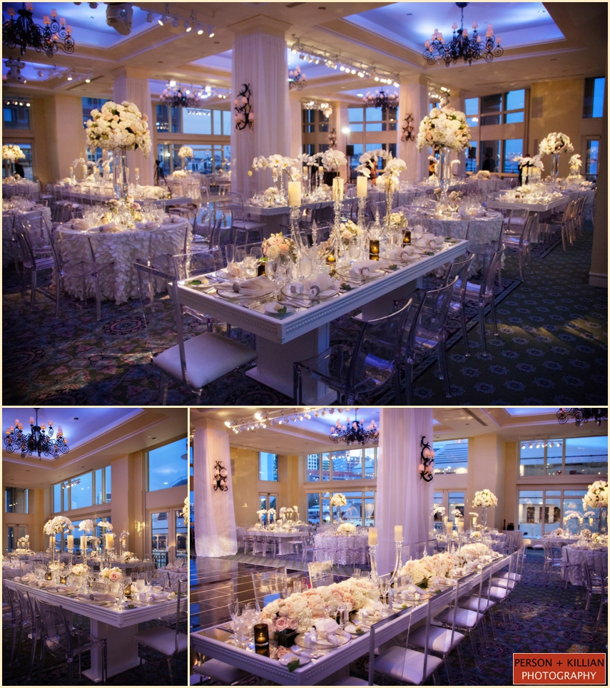 Boston Harbor Hotel Wedding With Janie Haas Events